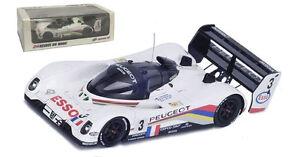 Spark-43LM93-Peugeot-905-3-Winner-Le-Mans-1993-1-43-Scale