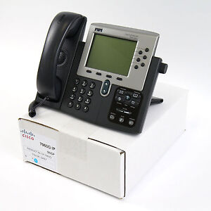 Cisco-CP-7960G-SIP-VoIP-IP-Phone-PoE-Bulk