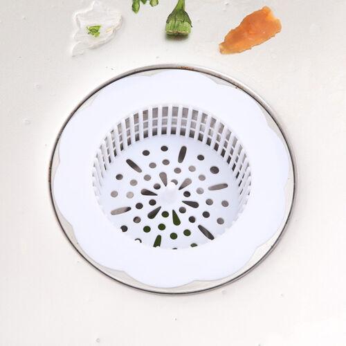 Durable Sink Drain Filter Bathtub Hair Catcher Stopper Shower HoleFilterCover ER