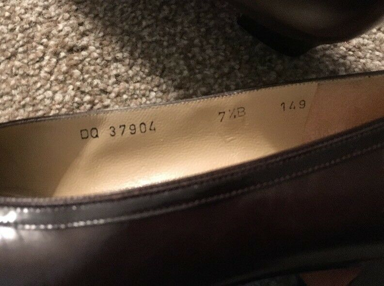 "damen damen damen braun Ferragamo 1.75"" Heel schuhe, Größe 7.5B, Made In  bf67b6"