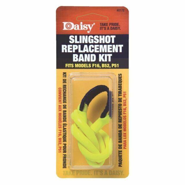 Daisy Powerline Slingshot  Band Fits Models F16