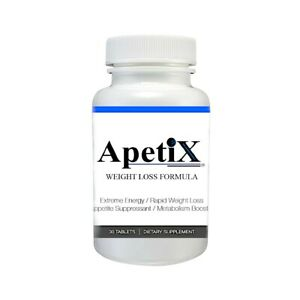 ApetiX® Appetite Control TABLETS Weight Loss Appetite Suppressant Adipex PhenAlt
