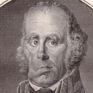 Portrait-XVIIIe-Jean-Nicolas-Houchard-General-Armee-Moselle-Revolution-Francaise