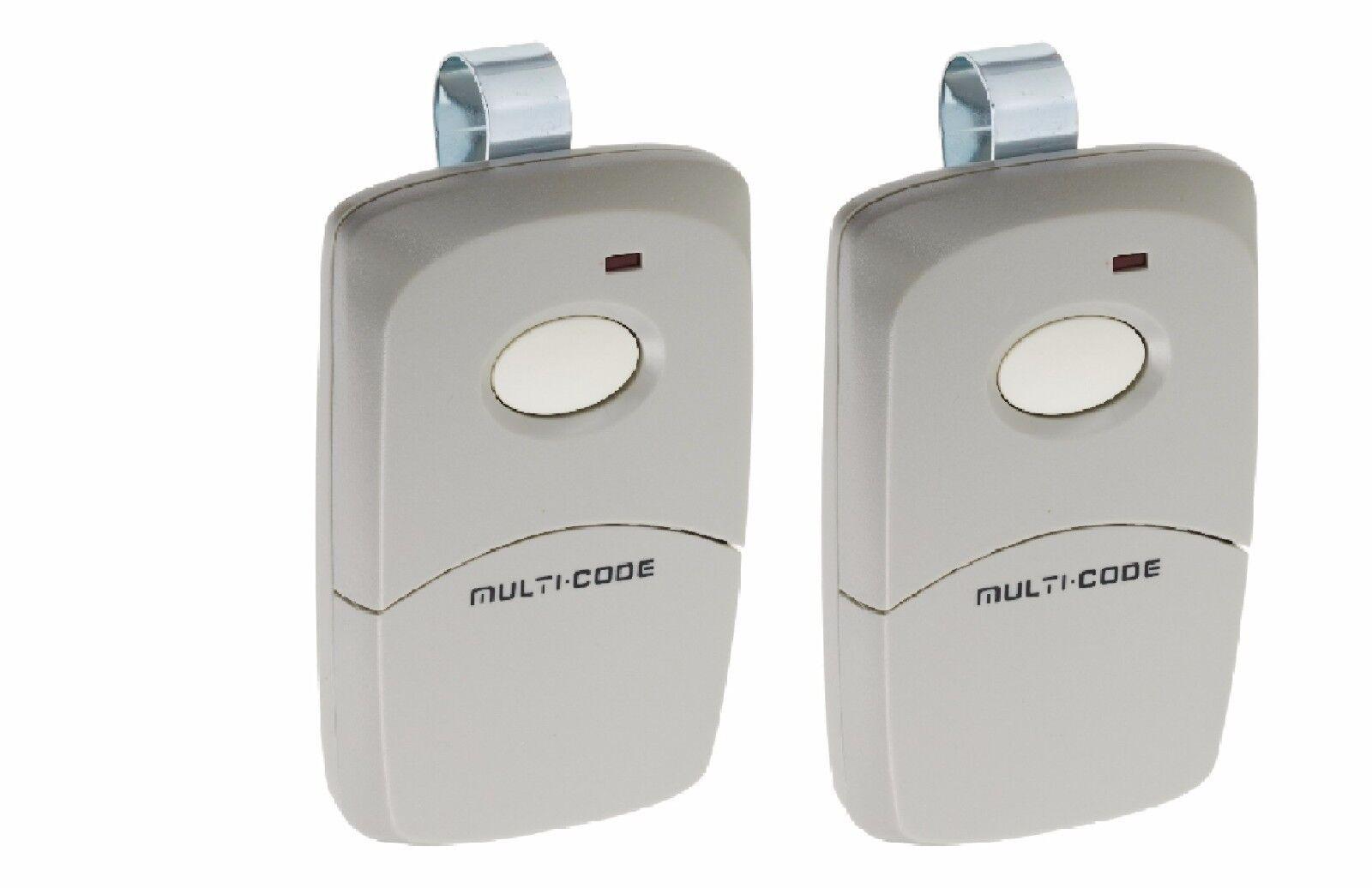 2 Pack Multi Code 3089 Multicode 308911 Linear Mcs308911