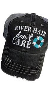 Katydid Hats Trucker Hat Baseball Cap Quot River Hair Don T