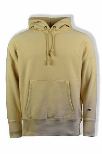 Sand Details about  /Champion Reverse Weave Overdyed Hooded Sweatshirt