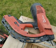 Hilti Gx 120 Gm40 Gas Powered Actuated Fastener Nail Gun Tool Only No Gas