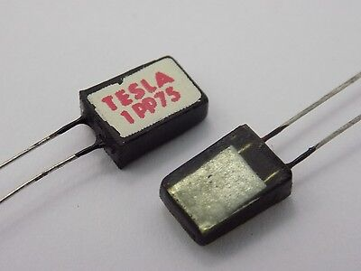 5x Tesla 1PP75 Photodiode Photo Diode - Infrared LED L.E.D. Arrays