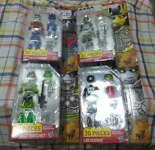 KRE-O TRANSFORMERS. Autobot Drift, Lockdown, Autobot Rachet, & Optimus Prime