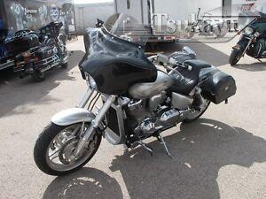 Details about Tsukayu Batwing GPS Fairing For Honda VTX 1800C (Gelcoat)