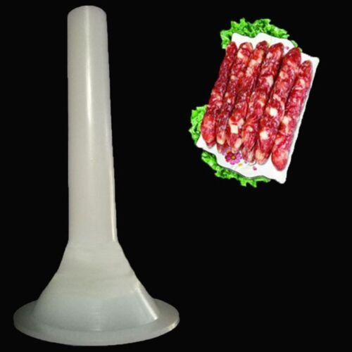 Plastic Sausage Casing Enema Tube Handmade Meat Sausage Funnel Enemators