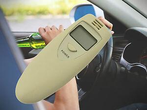 Alcool testeur alcool testeur ALCOHOL éthylomètre-testeur digital de voiture  </span>
