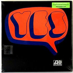 RSD-2019-YES-S-T-12-034-LP-Vinyl-COL-Neon-Orange-Record-Store-Day-50th-Anniversary