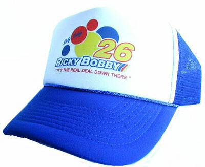 Ricky Bobby Talladega Nights movie Costume Hat  Easy & Quick Halloween auction
