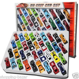 36-Pcs-Die-Cast-F1-Racing-Car-Vehicle-Play-Set-Cars-Model-Kids-Boys-Toy-NEW
