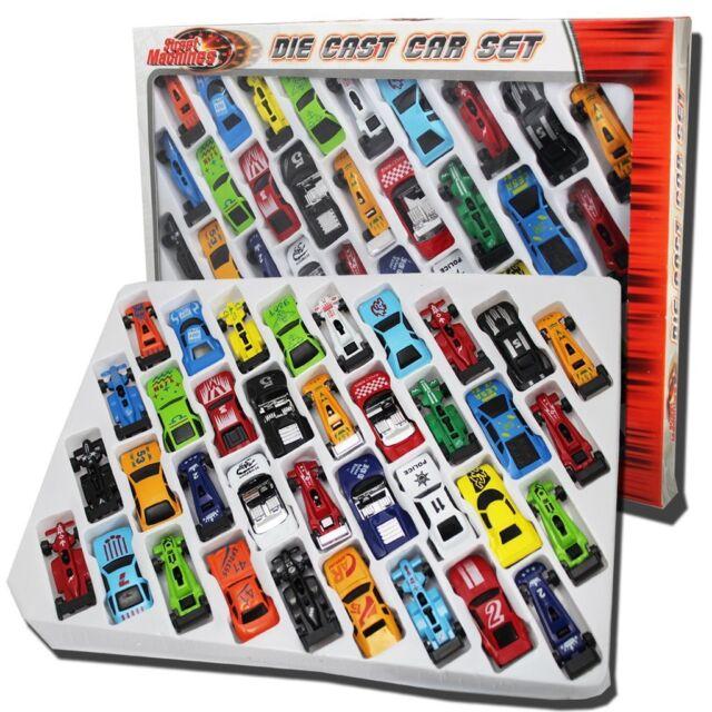 36 Pcs Die Cast F1 Racing Car Vehicle Play Set Cars Model Kids Boys Toy NEW