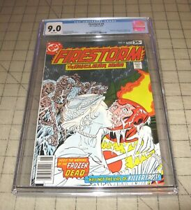 FIRESTORM-3-June-1978-CGC-9-0-Comic-1st-KILLER-FROST-Appearance-amp-Origin