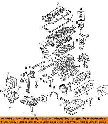 Engine Connecting Rod Bearing Pair OEM For Hyundai 2306023640