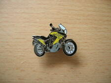 Pin Anstecker Honda Transalp Modell 2008 gelb yellow Art. 1068 Motorbike Moto