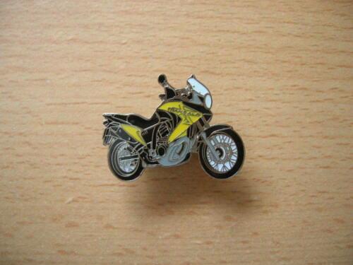 Pin Anstecker Honda Transalp Modell 2008 gelb yellow Art 1068 Motorbike Moto