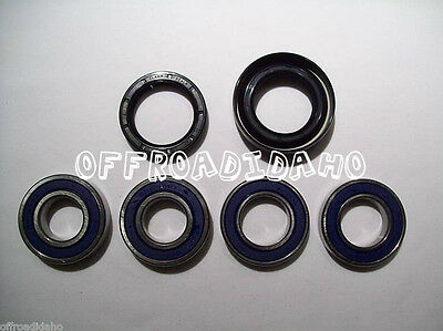 Front Wheel Bearing Seal for Honda  TRX250 Fourtrax 1985-1987