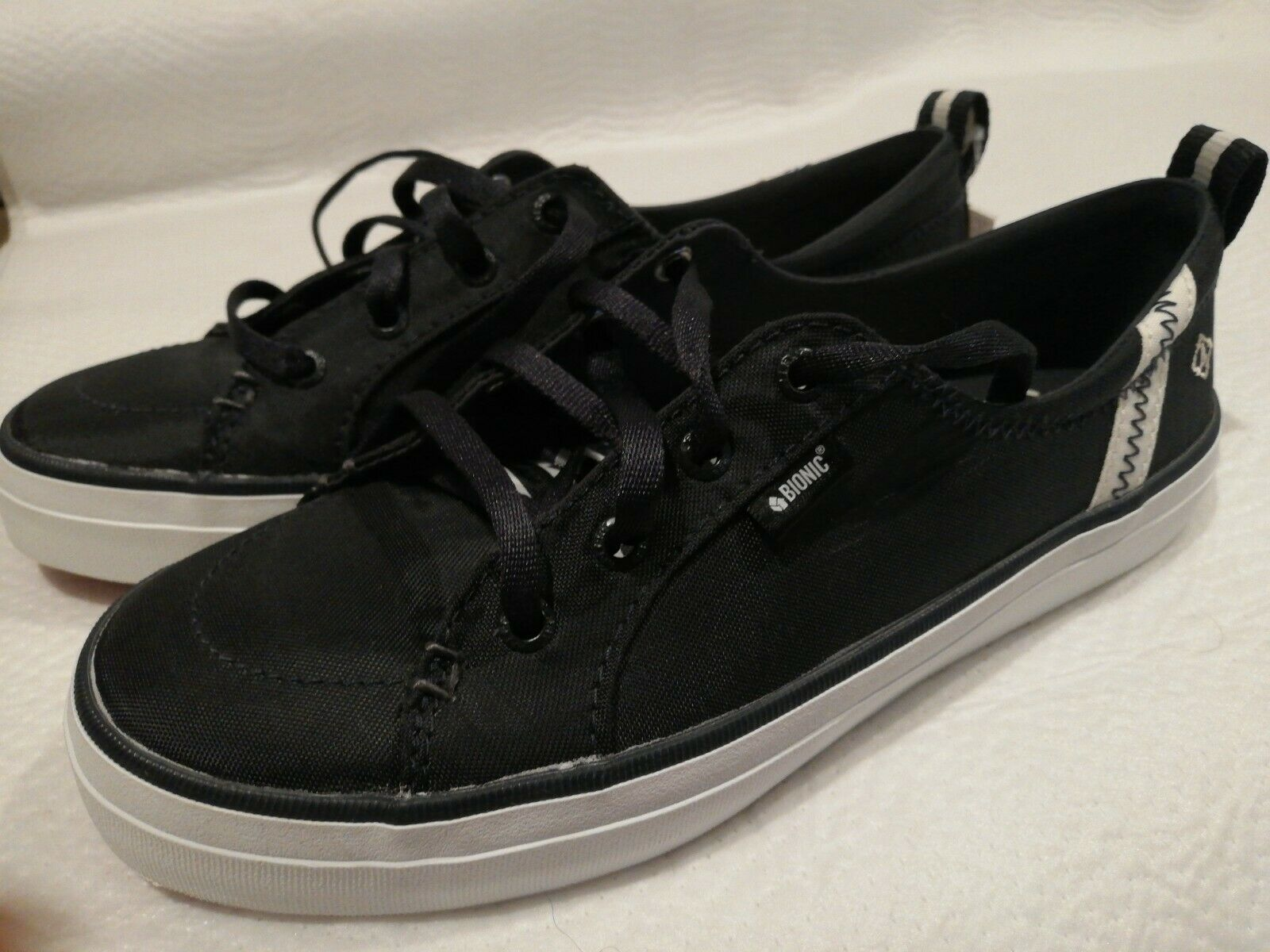 New Sperry Top-Sider Women's Crest Vibe Bionic Sneaker - Size 7