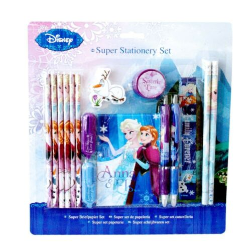 XXL SchreibsetDisney EisköniginFrozen16 TeileStifte Set für Kinder