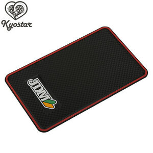 Non-Slip-Car-Dashboard-Mat-Phone-iPhone-Anti-Skid-Grip-Holder-GPS-Sat-Nav-Coins