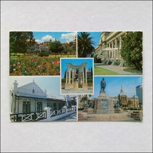 Pretoria-South-Africa-5-Views-Postcard-P374