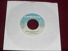 """LITTLE MILTON """"Sweet Sixteen Part 1"""" Checker CK 1181"""