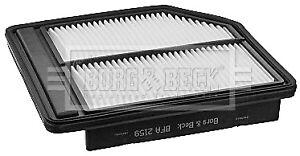 Borg-amp-Beck-Filtro-de-aire-BFA2159-Totalmente-Nuevo-Original-5-Ano-De-Garantia