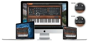 Details about New Arturia Synclavier V Virtual Instrument Synthesizer VST  AU AAX Mac PC