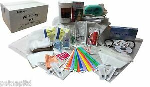 Petnap-original-DEFINITIVE-Whelping-Kit-dog-welping-box-puppy-ID-bands