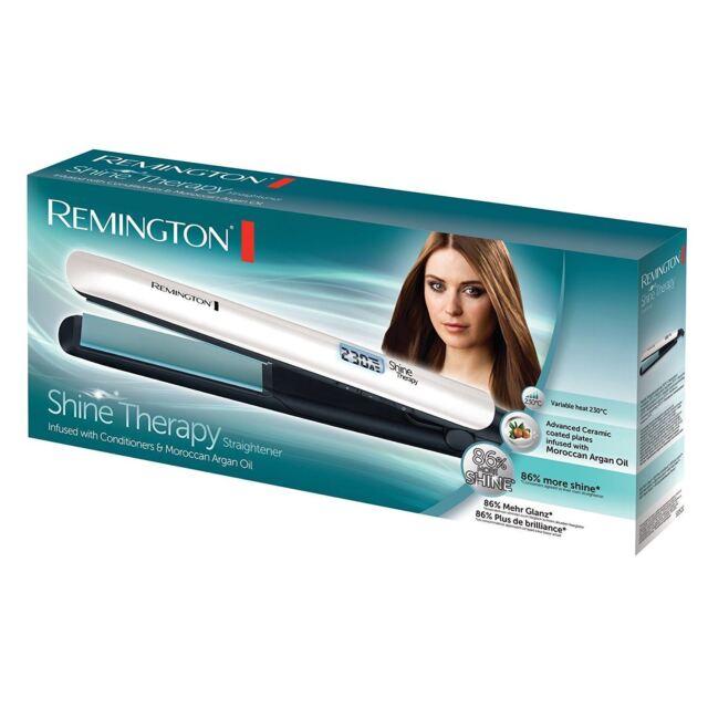 Remington Femmes Éclat Thérapie Professionnel Lisseur à Cheveux - S8500