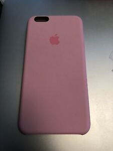 uk availability 712f0 aa7b9 Details about Used genuine Apple pink case for iPhone 6 Plus & 7 Plus