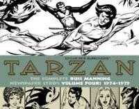 Tarzan: The Complete Russ Manning Newspaper Strips Volume 4 (1974-1979) (the Lib on sale