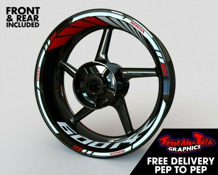 Honda CBR 600RR rim decals - stickers