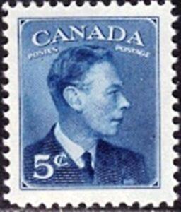 Canada  # 288  King George VI Postes - Postage Brand New 1949 Pristine Issue