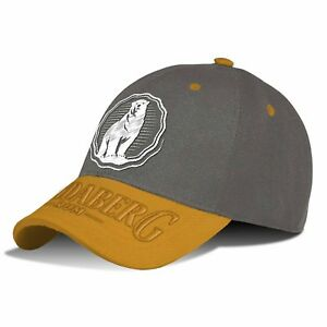 125187-BUNDABERG-BUNDY-RUM-GOLD-PEAK-ADULT-ADJUSTABLE-SNAP-BACK-HAT-CAP