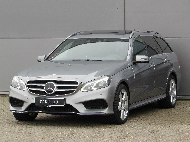 Mercedes E350 3,0 BlueTEC Avantgarde stc. aut. 5d - 449.900 kr.