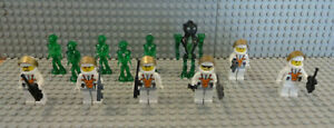 (g11/1) Lego Mm001 Mm015 Mars Mission 7644 7645 7646 D'occasion Au Choix Kg