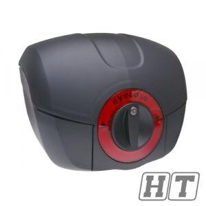topcase koffer eyecase halteplatte schwarz 32 liter f r. Black Bedroom Furniture Sets. Home Design Ideas