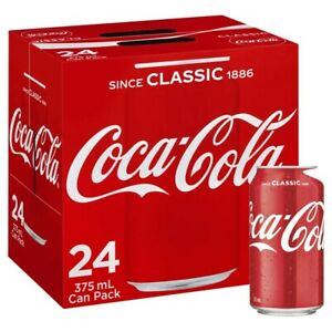 24-Multi-Pack-Coca-Cola-Classic-Coke-Canned-Soft-Drink-Refreshment-375mL