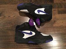 RARE Vintage OG 1992 NIKE AIR FORCE DRIVING II Basketball Shoes Sz 9.5 Barkley