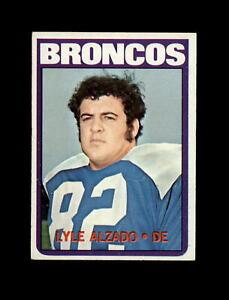 1972 Topps Football #106 Lyle Alzado RC Rookie (Broncos) NM