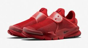 Nike Sock Dart SP Size 10 Independence Day red Brand New Never Worn 686058 660