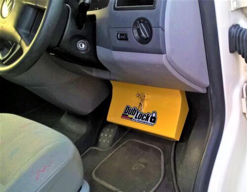 VW Transporter T6 Security pedal lock 2015 onwards