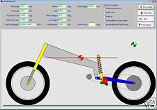 Motorcycle Suspension Setup Software - Tony Foale