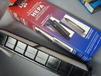 Geniune Dirt Devil Vacuum Media Hepa Filter Cartridge, Bagged & Bagless Uprights