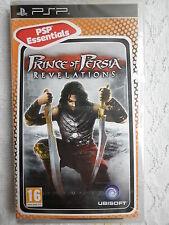 Prince Of Persia Revelations Jeu Vidéo PSP